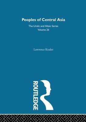 Peoples of Central Asia