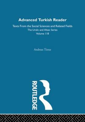 Advanced Turkish Reader