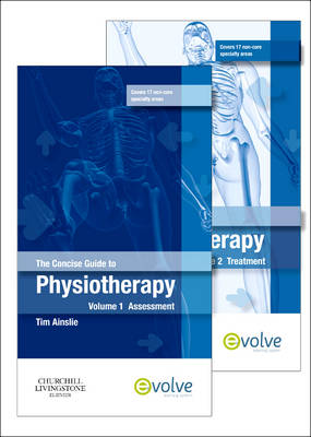 The Concise Guide to Physiotherapy - 2-Volume Set: Assessment and Treatment