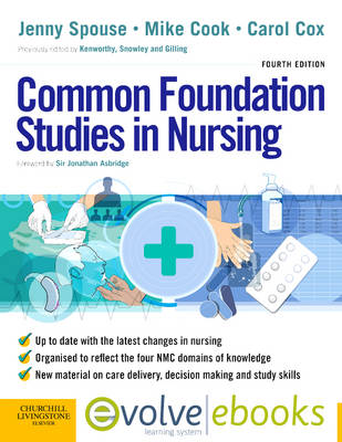 Common Foundation Studies in Nursing Text and Evolve eBooks Package