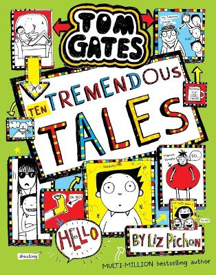 Tom Gates 18: Ten Tremendous Tales (HB)