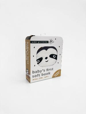 Swing Slow, Sloth: Baby's First Soft Book