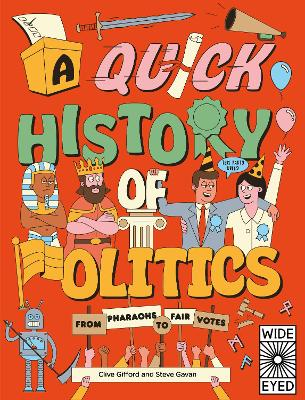 A Quick History of Politics: From Pharaohs to Fair Votes