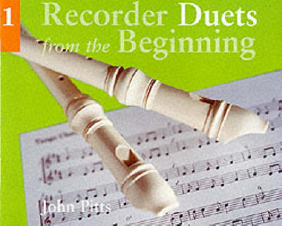 Recorder Duets from the Beginning: Book 1