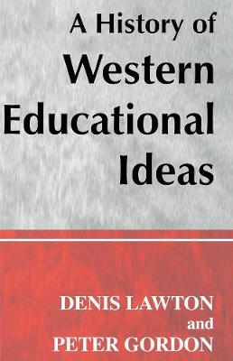 A History of Western Educational Ideas