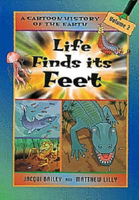 Life Finds Its Feet