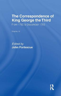 Correspondence of King George VI