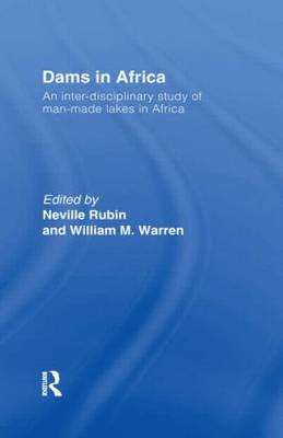Dams in Africa Cb: An Inter-Disciplinary Study of Man-Made Lakes in Africa