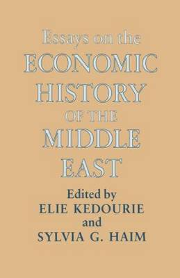 Essays on the Economic History of the Middle East