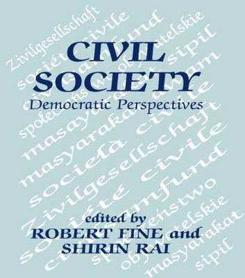 Civil Society: Democratic Perspectives