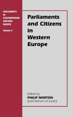 Parliaments and Citizens in Western Europe