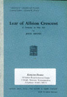 Lear of Albion Crescent