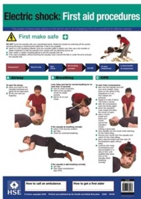 Electric Shock: First Aid Procedures