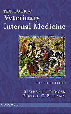 Textbook of Veterinary Internal Medicine: v.2