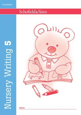 Nursery Writing Book 5