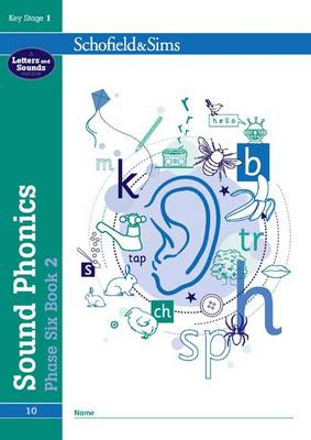 Sound Phonics Phase Six Book 2: KS1, Ages 5-7