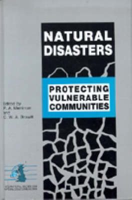 Natural Disasters: Protecting Vulnerable Communities