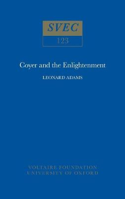 Coyer and the Enlightenment: 1974