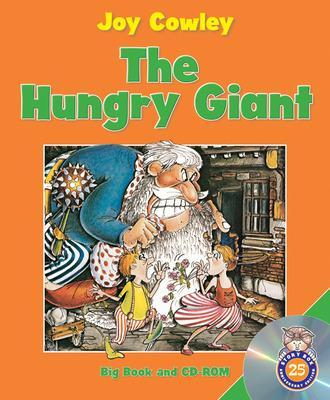 The Hungry Giant Big Book and CD-ROM (Level 12)