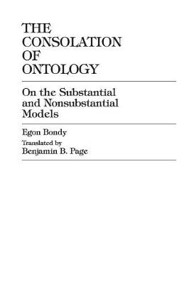 The Consolation of Ontology: On the Substantial and Nonsubstantial Models