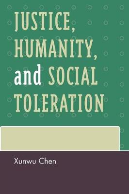 Justice, Humanity and Social Toleration
