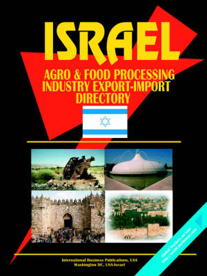 Israel Agro and Food Processing Industry Export-Import Directory