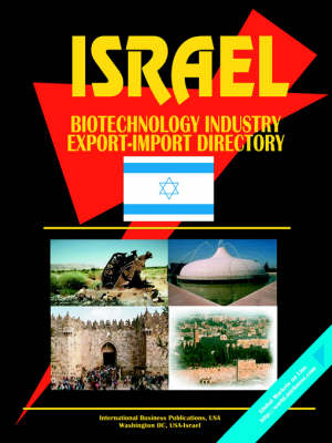 Israel Biotechnology Industry Export-Import Directory