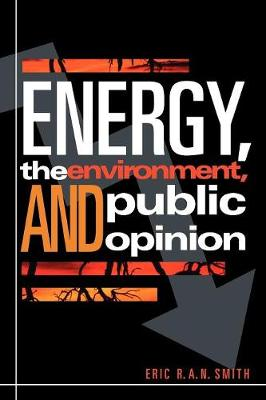 Energy, the Environment, and Public Opinion