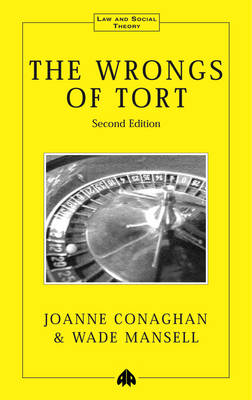 The Wrongs of Tort