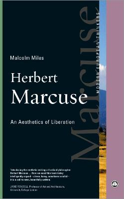 Herbert Marcuse: An Aesthetics of Liberation
