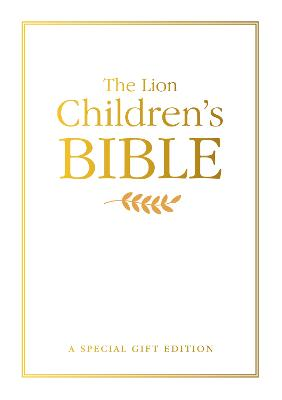 The Lion Children's Bible Gift edition