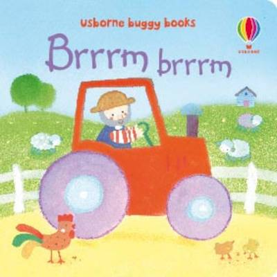 Brrm Brrm Buggy Book