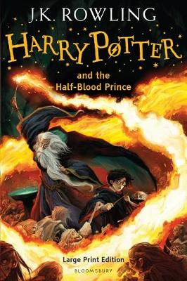 Harry Potter and the Half-Blood Prince (Large Print)