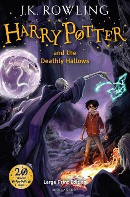 Harry Potter and the Deathly Hallows (Large Print)