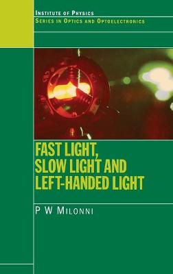 Fast Light, Slow Light and Left-Handed Light