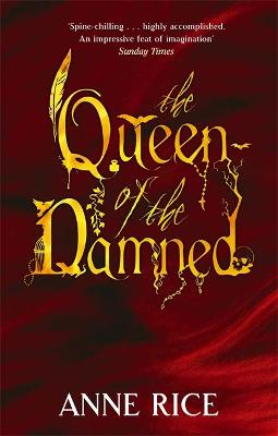 The Queen Of The Damned: Number 3 in series