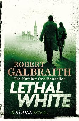 Lethal White (Cormoran Strike Book 4)