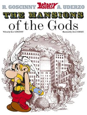 Asterix: The Mansions of The Gods: Album 17