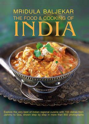 Food and Cooking of India