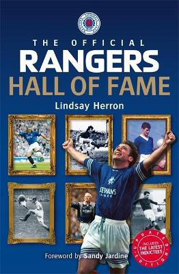 The Official Rangers Hall of Fame