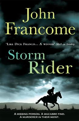 Storm Rider: A ghostly racing thriller and mystery