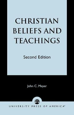 Christian Beliefs and Teachings