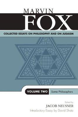 Collected Essays on Philosophy and on Judaism: Some Philosophers