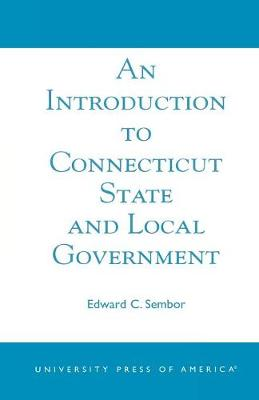 An Introduction to Connecticut State and Local Government