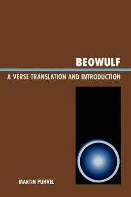 Beowulf: A Verse Translation and Introduction