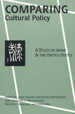 Comparing Cultural Policy: A Study of Japan and the United States