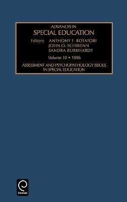 Assessment and Psychopathology Issues in Special Education