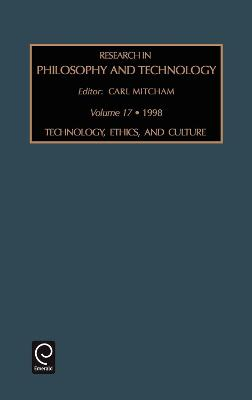 Research in philosophy and technology