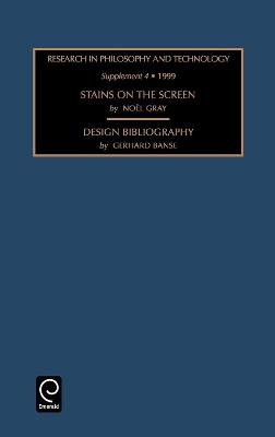 Stains on the Screen: Design Bibliography