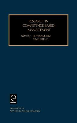 Research in Competence-based Management